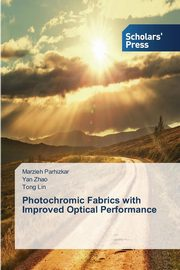 Photochromic Fabrics with Improved Optical Performance, Parhizkar Marzieh