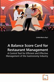 A Balance Score Card for Restaurant Management, Rycl Linda-Maria