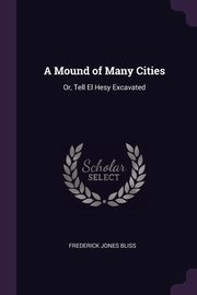 A Mound of Many Cities, Bliss Frederick Jones