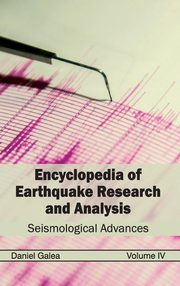 Encyclopedia of Earthquake Research and Analysis,