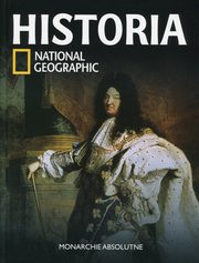 Historia National Geographic Tom 25,