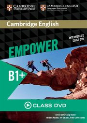 Cambridge English Empower Intermediate Class DVD, Doff Adrian, Thaine Craig, Puchta Herbert