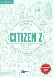 Citizen Z 7 Workbook, Puchta Herbert, Stranks Jeff, Lewis-Jones Peter