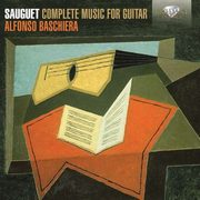 Sauguet Complete Music For Guitar,
