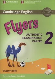 Cambridge English Flyers 2 Student's book,