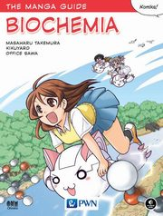 The Manga Guide Biochemia, Takemura Masaharu