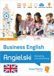 Business English - Marketing and advertising poziom średni B1-B2, Warżała-Wojtasiak Magdalena, Wojtasiak Wojciech