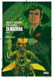Ex Machina Tom 1, K.Vaughan Brian, Harris Tony, Feister Tom