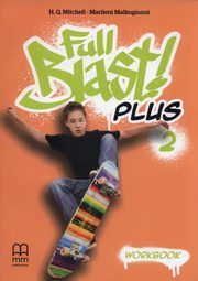 FULL BLAST PLUS 2 WORKBOOK (INCLUDES CD-ROM),